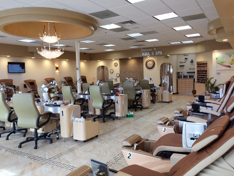Nail Salon in Champaign, IL 61822